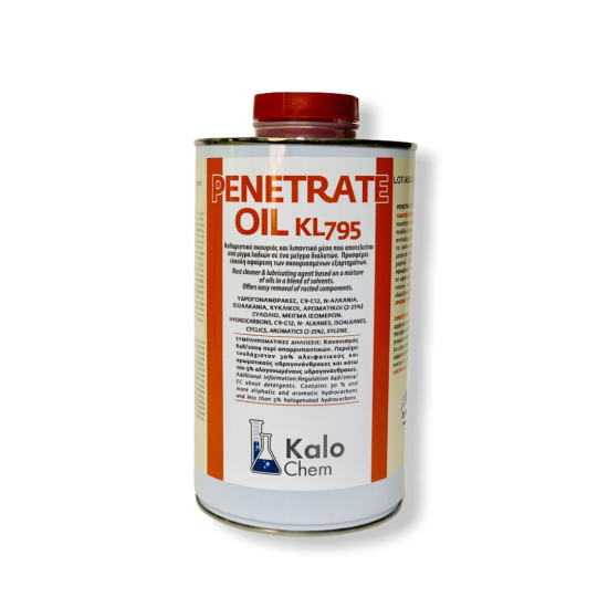 PENETRATE OIL KL759 1L (καθαριστικό σκουριάς)
