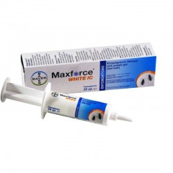 MAXFORCE WHITE IC 20 g